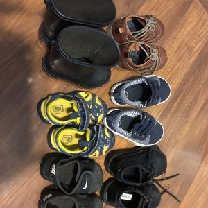 Other - 6 pairs of toddler boy shoes